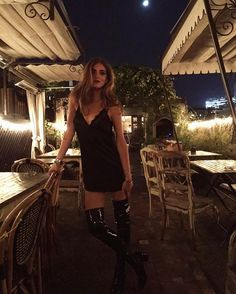 At @chiaraferragnicollection dinner in Los Angeles #ChiaraFerragniCollection #TheBlondeSaladNeverStops