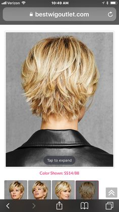 Hair Styls, Short Hairstyles Over 50, Pixie Styles, Short Hair Styles, Short Hair With Layers, Cute Shorts, Pixie Cuts, Hair 2018, Cut And Color