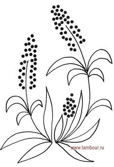 Hand Embroidery Videos, Embroidery Flowers Pattern, Simple Embroidery, Embroidery Patterns Free, Hand Embroidery Designs, Ribbon Embroidery, Flower Patterns, Embroidery Stitches, Flower Pattern Design