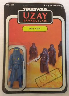 Blue Stars — Uzay Star Wars