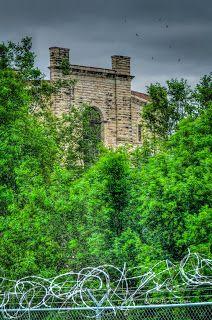 Our Eyes Upon Missouri: Missouri State Penitentiary, Jefferson City, MO
