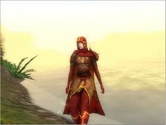 Wandering around Arda - Guardian of Kulullin