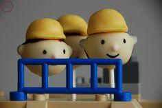 Bob the Builder Cake Pops   MakeUrCake