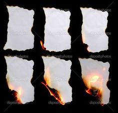 紙 燃える - Google 検索