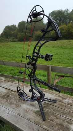 Just picked up my new Bowtech RPM 360 today. This bow is incredibly fast!!!