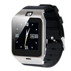 VOSMEP 2016 Reloj Inteligente Smart Watch con Bluetooth 3.0 Teléfono Inteligente Amarre Pulsera con 1.5 inch - https://complementoideal.com/producto/tienda-socios/vosmep-2016-reloj-inteligente-smart-watch-con-bluetooth-3-0-telfono-inteligente-amarre-pulsera-con-1-5-inch-pantalla-tctil-cmara-para-android-samsung-htc-lg-huawei-xiaomi-telfonos-inteligentes-reloj-d/