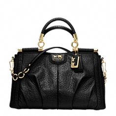 MADISON WHIPSTITCH EMBOSSED BUFFED LEATHER CAROLINE  $1,000. Expensive, yes but I like bags :). No I won't buy this anytime soon