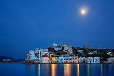 Kastelorizo - Aegean sea - Southeast