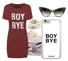 """""""If YOU saw this..."""" by soledad-trinidad on Polyvore featuring Stuart Weitzman"""