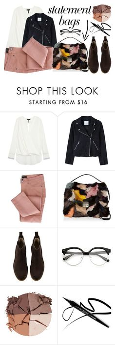 """Carry On: Statement Bags"" by lululafitte on Polyvore featuring moda, rag & bone, MANGO, Aqua y lilah b."
