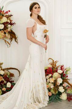 Victorian Meets Bohemian Wedding Theme - ElegantWedding.ca Bohemian Wedding Theme, Couture Bridal, Rich Colors, Designer Wedding Dresses, Elie Saab, Wedding Designs, Victorian, Inspiration, Fashion