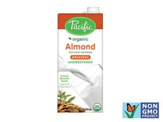 100 Cleanest Packaged Food Awards 2013: Pacific Natural Foods organic almond milk http://www.prevention.com/food/healthy-eating-tips/100-cleanest-packaged-food-awards-2013?s=18