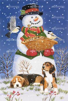 ‿✿⁀Snowmen‿✿⁀  ~~William Vanderdasson