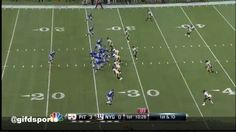Maybe the New York Giants Running Game is Not Going to Suck This Year After All [GIF] | FatManWriting