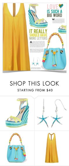 """""""Espadrille Love"""" by fassionista ❤ liked on Polyvore featuring Sophia Webster, La Preciosa and Alice + Olivia"""