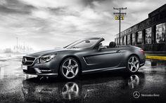 Mercedes-Benz-  luxury cars