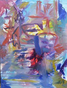 guillaume pelican (©2014 artmajeur.com/neofauve) peinture a l'huile sur toile de lin .