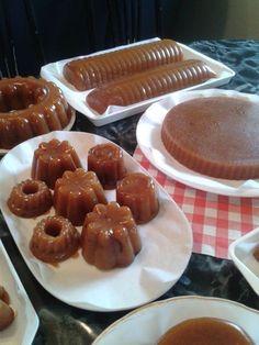 Birsalmasajt Hungarian Recipes, Pretzel Bites, Jelly, Waffles, Pudding, Gem, Bread, Homemade, Breakfast