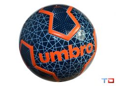 Umbro Veloce Ball Blue Orange bd7b8043677ec