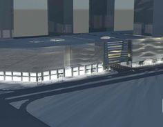 """다음 @Behance 프로젝트 확인: """"Hankyu Hanshin Shopping Center at Ningbo"""" https://www.behance.net/gallery/10541359/Hankyu-Hanshin-Shopping-Center-at-Ningbo"""