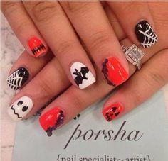 Halloween Nails!
