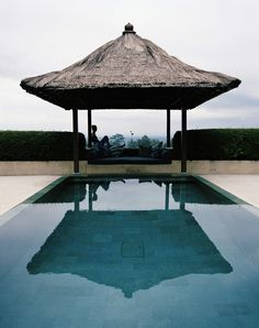 Indonesia / Frederic Lagrange Heaven On Earth, The Places Youll Go, Places To Go, Bucket List Destinations, Secret Places, Swimming Pools, Outdoor Travel, Beautiful Places, Outdoor Structures