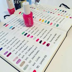 Polish Organization - Tap the link now to see how I've made it to 1 million Nail Polish Organization - Tap the link now to see how I've made it to 1 million .Nail Polish Organization - Tap the link now to see how I've made it to 1 million . Home Nail Salon, Nail Salon Design, Nail Salon Decor, Makeup Organizing Hacks, Nail Organization, Bedroom Organization, Privates Nagelstudio, Bujo, Uv Gel Nagellack
