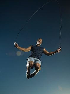 Why I love jumping rope (and so does Usain Bolt): Jump Rope Benefits