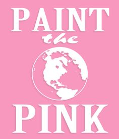 Pretty-N-Pink makes me happy Paint the world Pink ♡Love it's… Pink And Green, Pink Purple, Blush Pink, Pink White, Hot Pink, Chakras, Tout Rose, Pink Photography, Pink Quotes
