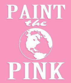 #MJB Pretty-N-Pink makes me happy #PinkWords Paint the world Pink ♡Love it's Love♡