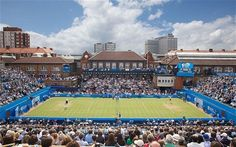 The Queens Cup Tennis Tournament