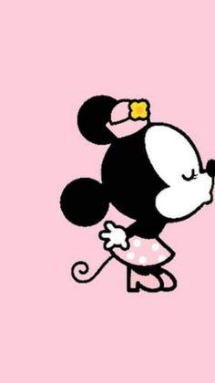"""Đọc Truyện Fondos de pantalla - Wallpapers - Fondo mitad y mitad de """"Mickey Mouse"""" - Cute Couple Wallpaper, Cute Disney Wallpaper, Cute Wallpaper Backgrounds, Wallpaper Iphone Cute, Cute Cartoon Wallpapers, Love Wallpaper, Wallpaper Quotes, Wallpapers Wallpapers, Cellphone Wallpaper"""