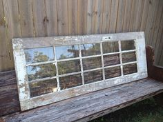 Custom listing. Old weathered door. by ShopSweetlySalvaged on Etsy