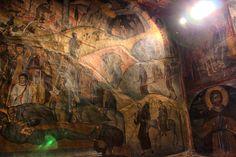 Theophanes the Greek fresco by VictoriaMonroe.deviantart.com on @DeviantArt