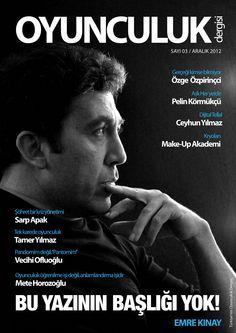 Oyunculuk Dergisi, Aralık sayısı yayında! ÜCRETSİZ okumak için: http://www.dijimecmua.com/oyunculuk-dergisi/