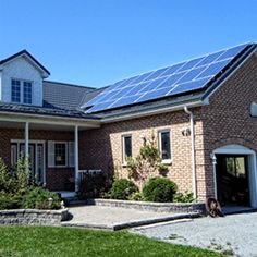 Ranging from small to large projects, Windfall Solar has the expertise and experience to offer problem-free solar panel installations. Complete turn-key solutions to your solar power project. Solar Panel Project, Solar Panel Installation, Free Solar Panels, Ecology Center, Green Initiatives, Community Organizing, Energy Efficiency, Solar Power, Ontario