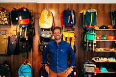 Mark Hansen - Co-Founder of Topo Designs