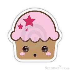cupcakes with faces clip art free - Google Search