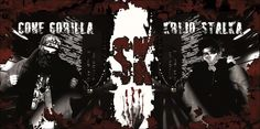 Cone Gorilla & Krijo Stalka - Schattenkrieger