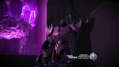 TFP - Megatron and Dark Energon by Flyscream