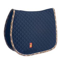 Lettia Collection Baker All Purpose Saddle Pad - the only thing missing from my baker collection #hoarder