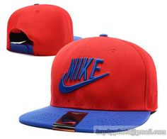 4df053f143a Nike Snapback Red Blue