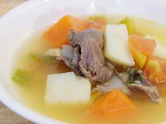 牛肉蔬菜湯(羅宋湯簡易版)