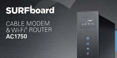 ARRIS SURFboard SBG7580-AC Modem + Router Review