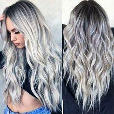 Natural Wavy Hair, Long Curly Hair, Curly Hair Styles, Curly Wigs, Short Wavy, Long White Hair, Wig Styles, Short Pixie, Long Bob