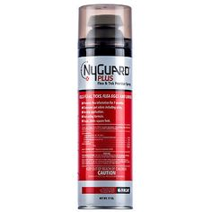 NyGuard Plus is the new flea and tick aerosol. It is comparable to Ultracide, but NyGuard Plus also includes a deodorizer. Also, the new NyGuard Plus kit doesn't drip down your hand like other products do.