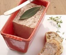 Recette Délice de foies au Riesling par thermomix - recette de la catégorie Entrées