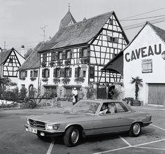 1973 Mercedes-Benz 350SLC (C107)