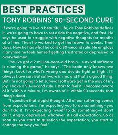 Tony Robbins Is Not Your Guru