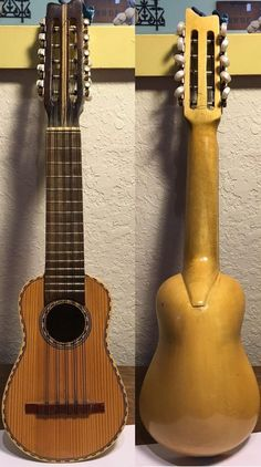 All Wooden Charango --- https://www.pinterest.com/lardyfatboy/